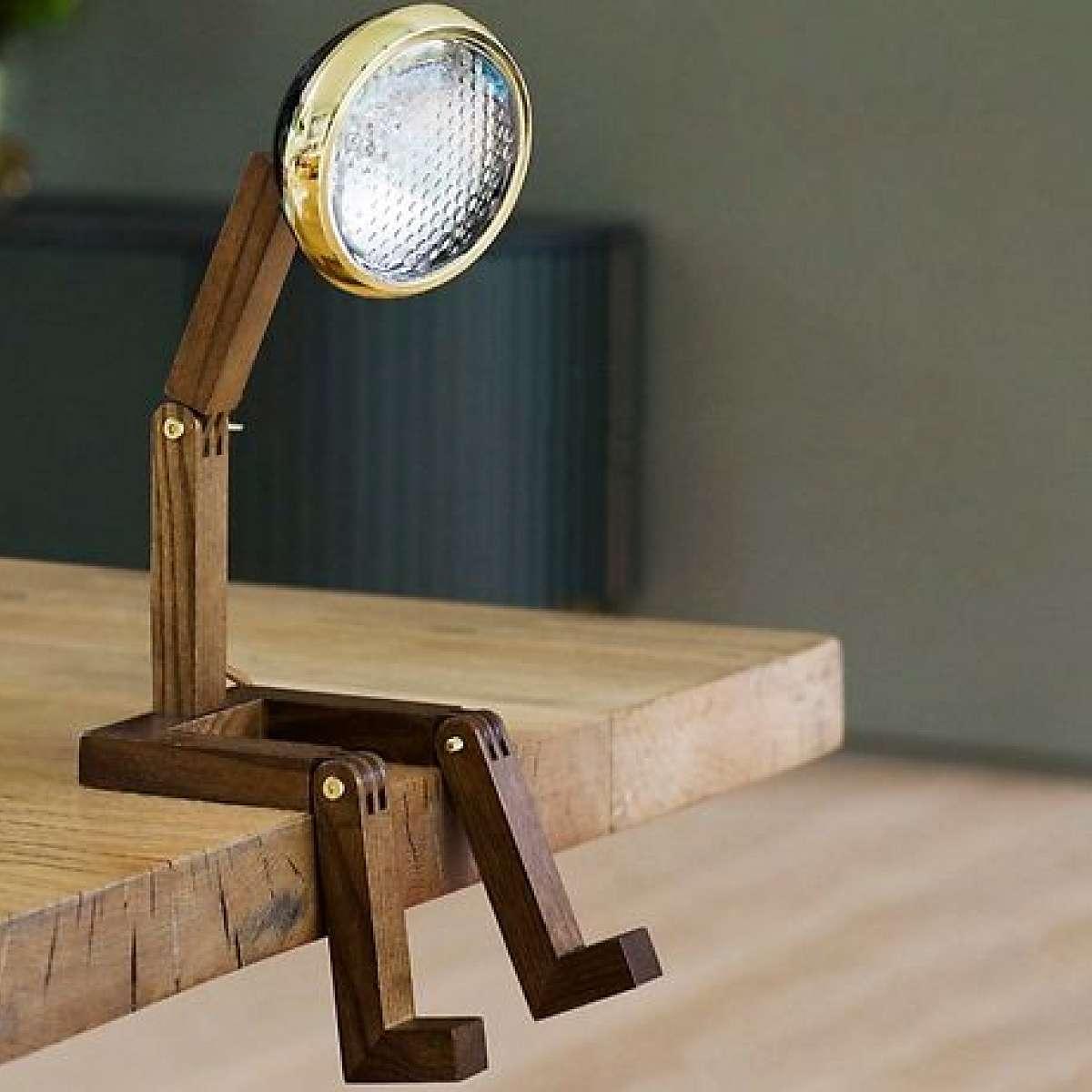 Mr Wattson Tafellamp